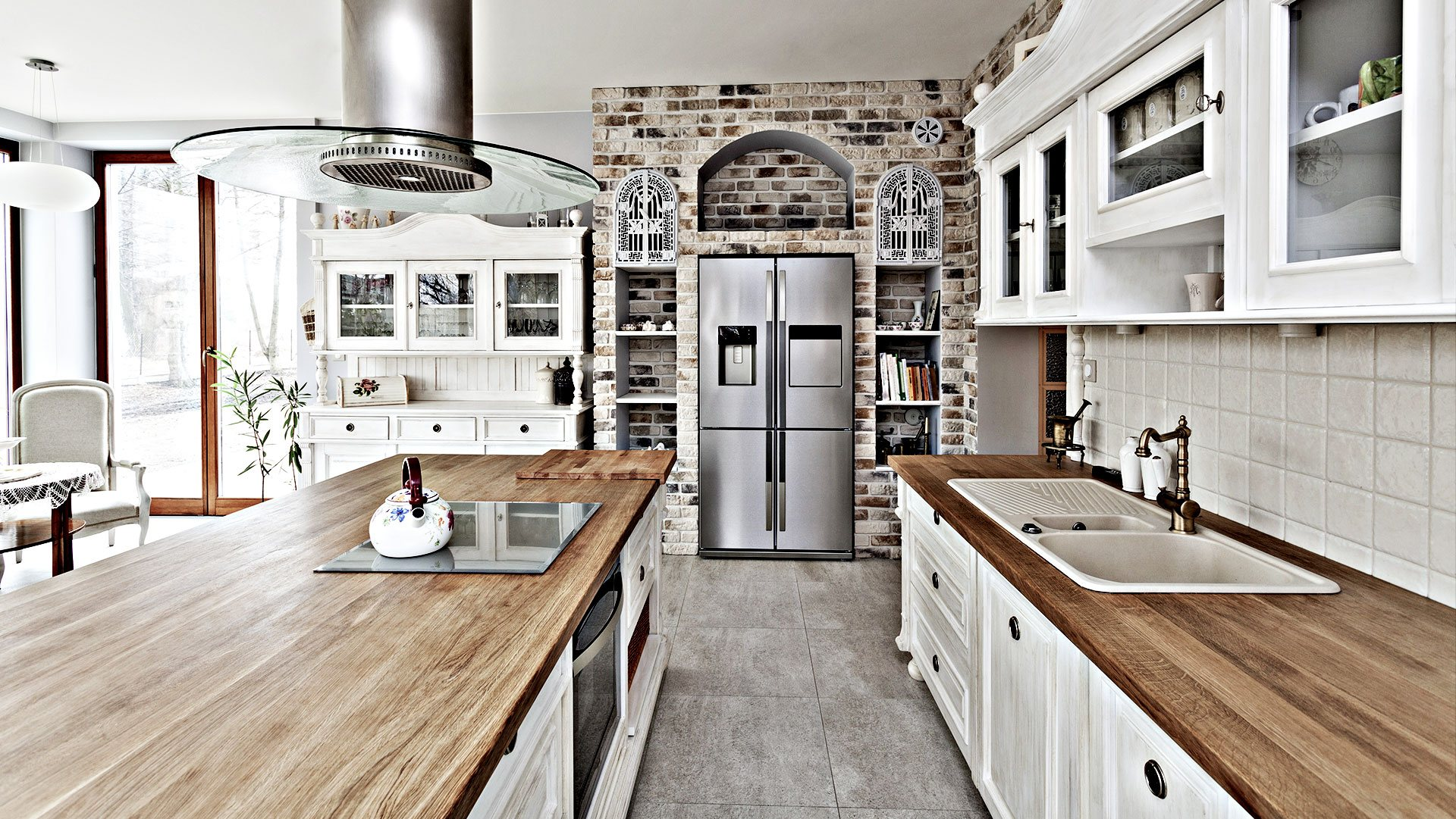 Integrated NW Construction LLC Remodeled Kitchen 1